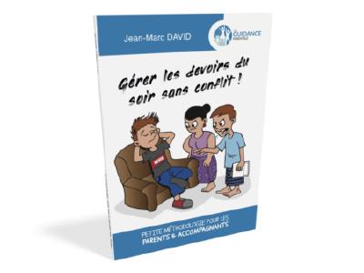 Livre – Gérer les devoirs du soir sans conflit !